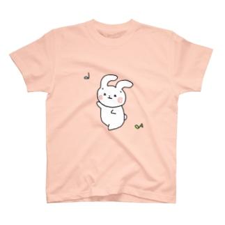 よいよいうさぎ T-shirts