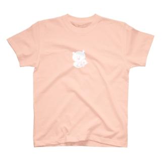 愛情が湧きまくりのクマ T-shirts
