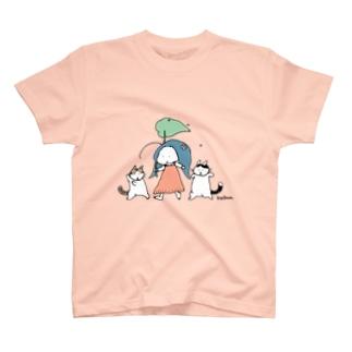 rainy day T-shirts