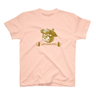 """『CAT PIRATE COCO 海賊猫 coco』の""""Keep Calm and Steampunk On ロゴ・グッズ T-shirts"""
