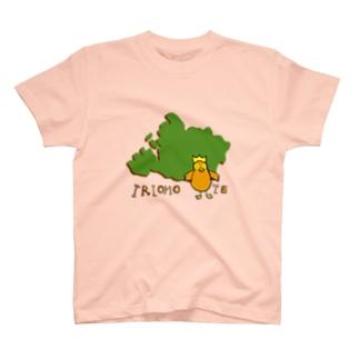 カンムリワシ in 西表島 T-shirts