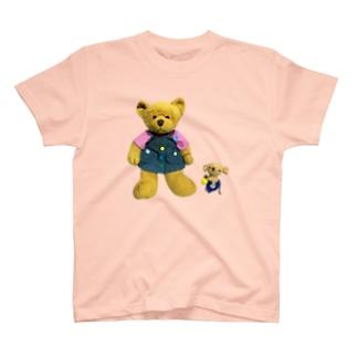 🐻🐹Rara to Chutaro T-shirts