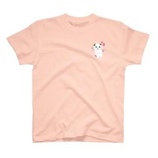 おばけTシャツ<すねこすり> T-Shirt