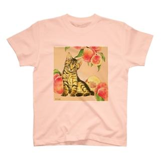 桃の子 T-Shirt