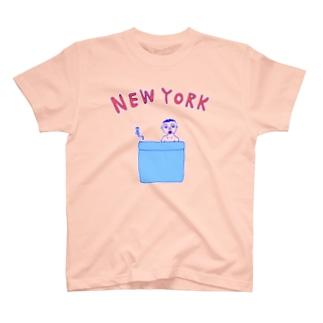 にゅーよーく T-shirts