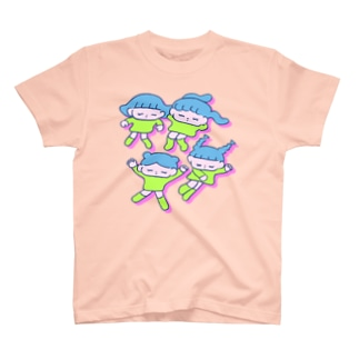 ねてる T-shirts