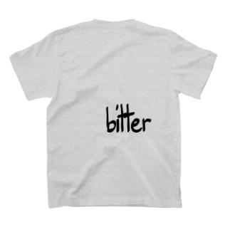 bitter T-shirts