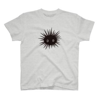 ウニの T-shirts
