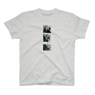 愛しのペンギン遊具 T-shirts
