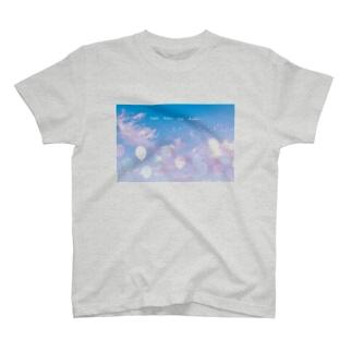 Rain Rain Go Away... T-shirts