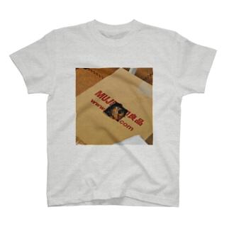 のぞきぽん T-shirts