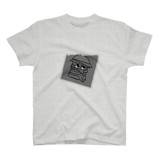 honohonoくん やぶれ T-shirts