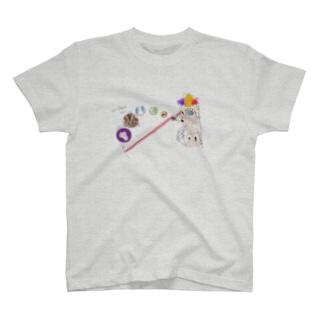 脳みそスパーク T-shirts