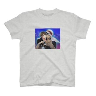 山川BL Tシャツ 第4弾 Tシャツ T-shirts