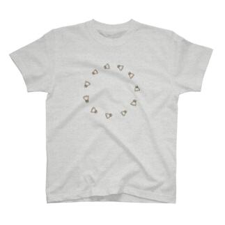 Badminton Shop ❤︎❤︎のバドミントンTシャツ T-shirts