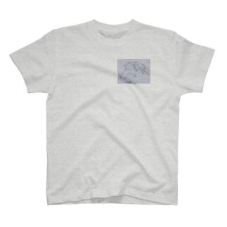 過去絵Tシャツ T-shirts