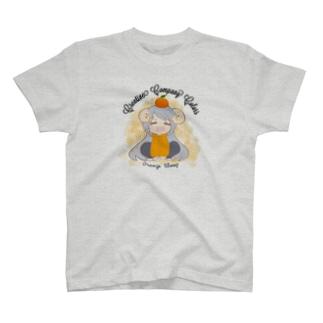 【ひつじのりさ】Tシャツ design by 山内里紗 T-shirts