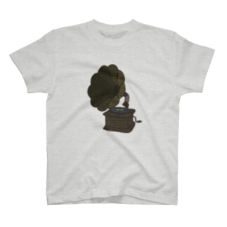 蓄音機 T-shirts