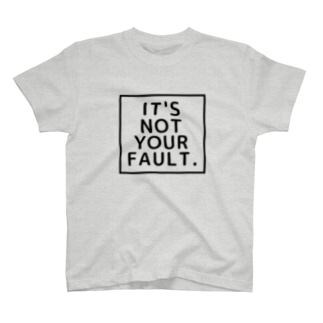君のせいじゃないよ T-shirts