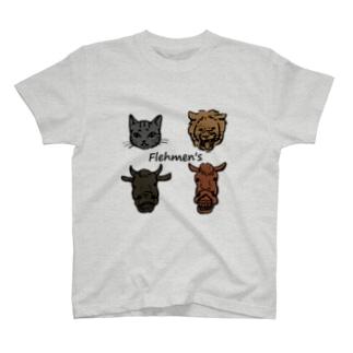 フレーメンず T-shirts