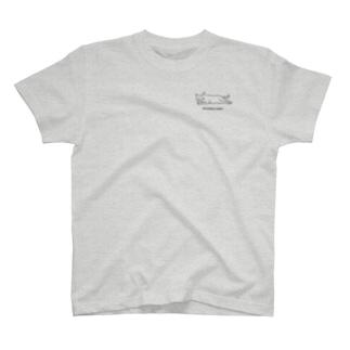 ヘンテコねこ T-shirts