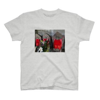 お地蔵さん T-shirts