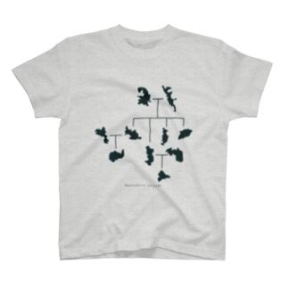 Ogasawara islands T-shirts