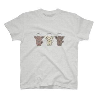ちわとりお T-shirts
