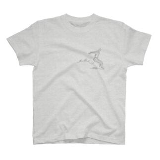 アクセル フィギュアスケート T-shirts