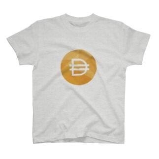 仮想通貨 DAI T-shirts