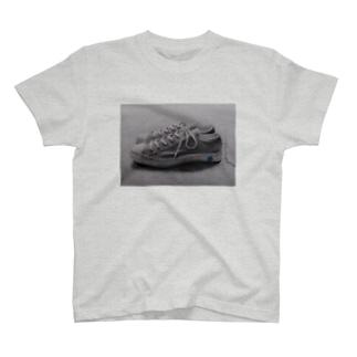 シューズライクぽたりー T-shirts