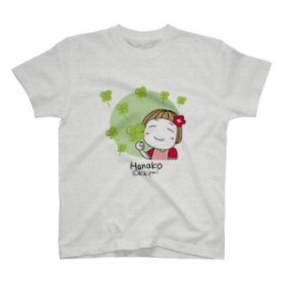 うふ(色変更可能) T-shirts