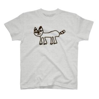アライグマC T-shirts