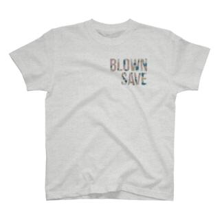 逃げ切り失敗Tシャツ T-shirts