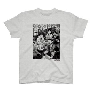東陽片岡 大衆居酒屋 T-shirts