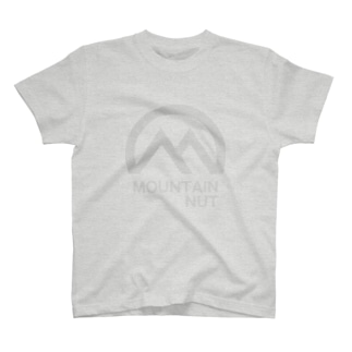 Mountain Nut ロゴ T-shirts