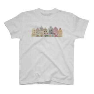 オランダ街B T-shirts