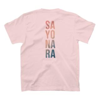 ホームランTシャツ ※背面プリント T-Shirt