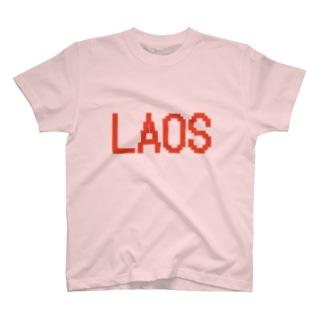 ラオス T-shirts