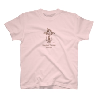Marginal Traveler T-shirts