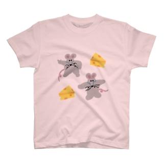 フィーバーねずみの予感 T-shirts