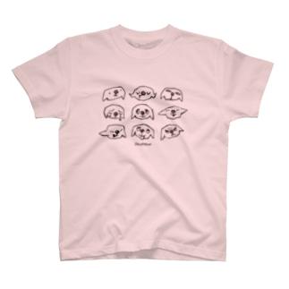 クロピロン九面相new T-shirts