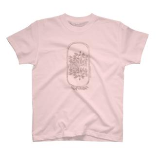 キナバル のキナバル_ディクソニア No.6 T-shirts