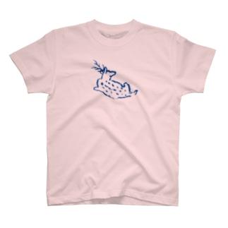ゆったりblue ver. T-shirts