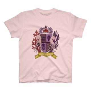 蛸の紋章 T-shirts