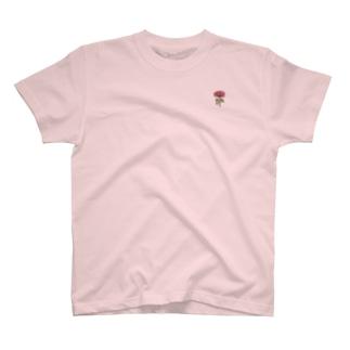 『心の花』amayadori T-shirts