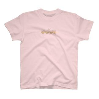 パウケン ティンパニ カラー Pauken Timpani color T-shirts