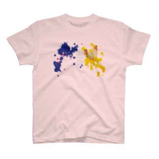 出逢う蝶々 T-shirts