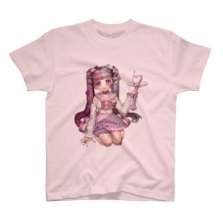 魔法少女おとめちゃん T-shirts