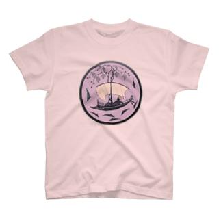 うみぶどう 色つき T-shirts